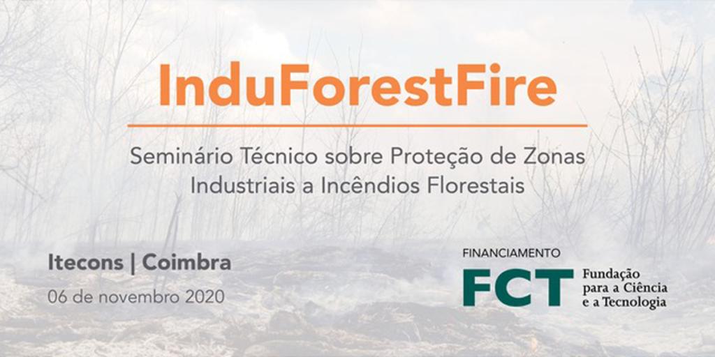 InduForestFire - Proteção de Zonas Industriais a Incêndios Florestais